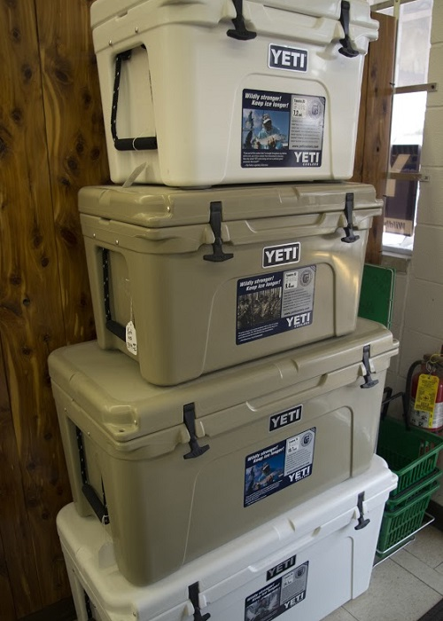Shooters Gun Shop YETI Coolers
